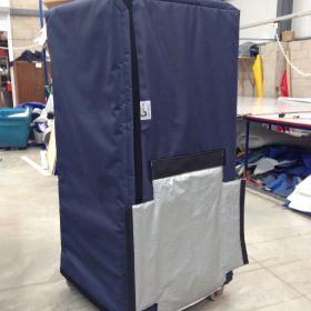 Insulated roll cage