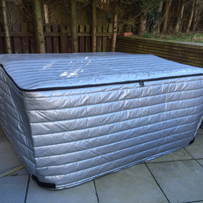 hot tub insulated covers
