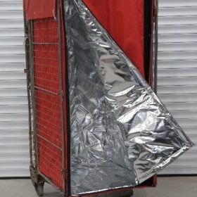 insulated roll cage cover